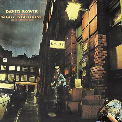 David Bowie  - The Rise And Fall Of Ziggy Stardust And Spiders... - Vinile