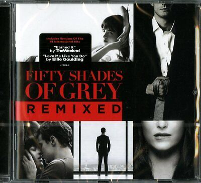 Colonna Sonora - Fifty Shades Of Grey - The Remixes - Cd