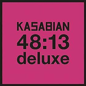 Kasabian - 48:13 - 2 Cd + Dvd (deluxe edition)