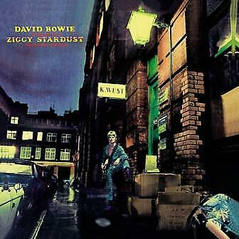 David Bowie  - The Rise And Fall Of Ziggy Stardust & The Spiders - Cd (new ed...