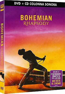Film - Bohemian Rhapsody - Cd + Dvd (include performance completa live aid)