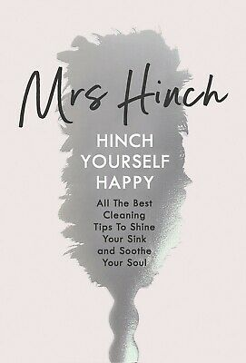 Hinch Yourself Happy All The Best Cleaning Tips To Shine Your Sink New Hardcover