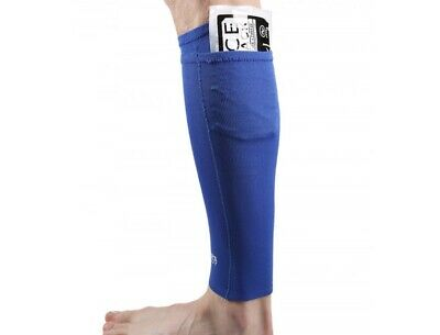 Runner's Remedy Compression Calf Sleeve w/ Ice Packs RICE New NIB