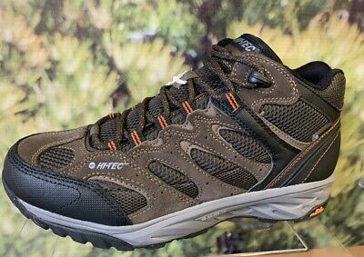 HiTec Hi-Tec Mens Gents Wild-Fire Walking Hiking Shoes Waterproof