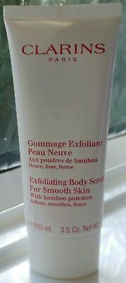 Clarins Exfoliating Body Scrub For Smooth Skin - 100Ml - Sealed