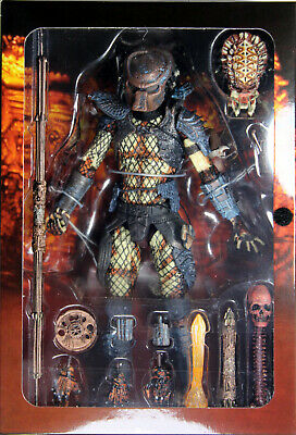 Neca Ultimate Jungle Hunter Predator Figure New Dark Horse Reel Toys officiel