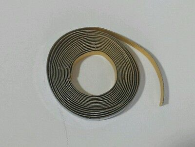 Self Adhesive Lead Strip for Windows / crafts 6mm wide x 2M  (Metres long)