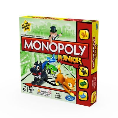 Monopoly Junior - My First Monopoly Game