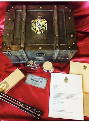 Harry Potter Trunk With Themed Contents, Fantastic Beasts, ALMOST SOLD OUT!