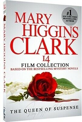 MARY HIGGINS CLARK 14 FILM COLLECTION DVD Cradle Will Fall Where are Children