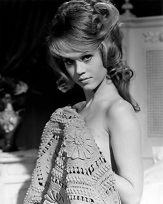 Jane Fonda 8x10 Photo Classic Vintage Celebrity Actress Print 40816