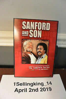 Sanford and Son - The Complete Series (DVD, 2008, 17-Disc Set)