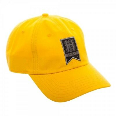 70949d45 House Hufflepuff - Harry Potter Dad Hat Relaxed Adjustable Traditional  Basic NEW