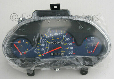 PEACE SPORTS TPGS-814 150CC SCOOTER Odometer, Fuel Gauges, Lights indicator