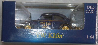 Revell VW Kafer Beetle 1:64 Toy Fair 2006 Limited Edition 94250