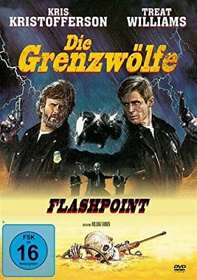 Flashpoint (1984) * Kris Kristofferson, Treat Williams * UK Compatible DVD * New