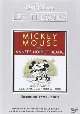 Walt Disney Treasures: Mickey Mouse in B&W, Vol. 2 1928-1935 * UK Compatible DVD