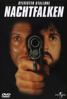 Nighthawks (1981) * Sylvester Stallone, Rutger Hauer * UK Compatible DVD New