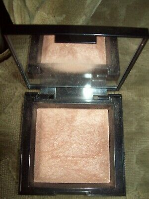 New Bareminerals Invisible Glow Powder Highlighter -Tan/7G Full Size/msrp $35