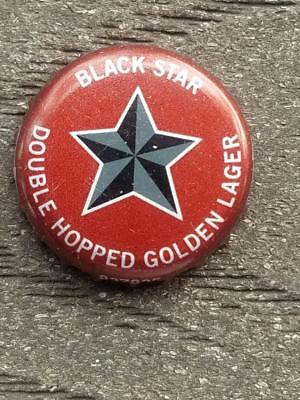 37870187354 Black Star Great Northern Brewing Company Beer Bottle Cap Crown Montana  Brewery