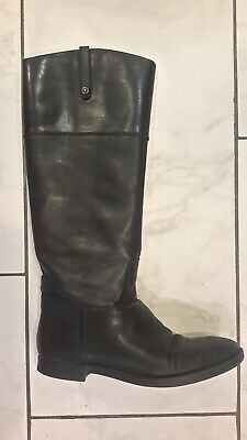 04d12ab518c ENZO ANGIOLINI WOMEN'S Brown Leather Ankle Boots Shoes Size 8.5 M US ...