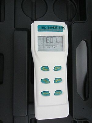 Handheld Dissolved Oxygen Meter Manual Salinity & Barometric Compensation 8402