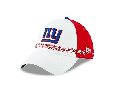 newest 531c6 d8382 New York Giants New Era 2019 NFL Draft On-Stage Official 39THIRTY Flex Hat
