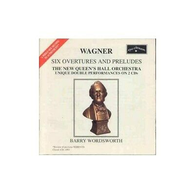 Wordsworth - Overtures & Preludes - Wordsworth CD AAVG The Cheap Fast Free Post