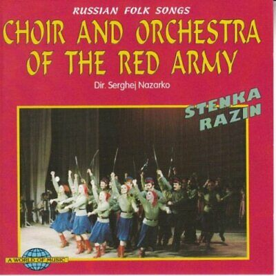 Choir & Orchestra of Red Army - Russi... - Choir & Orchestra of Red Army CD SJVG