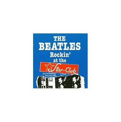 Beatles - Rockin' at the Star-Club (1962) - Beatles CD CZVG The Cheap Fast Free