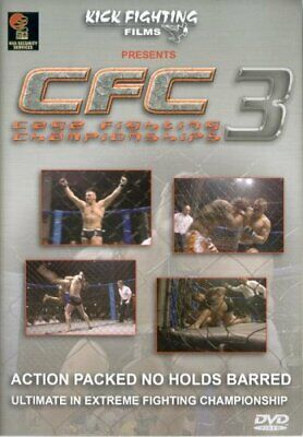 CFC 3 [DVD] - DVD  8EVG The Cheap Fast Free Post