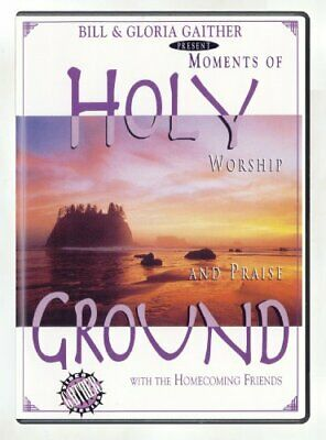 Holy ground - DVD  OUVG The Cheap Fast Free Post