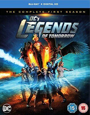 DC Legends of Tomorrow - Season 1 [Includes Digital Download] [Bl... - DVD  P6VG