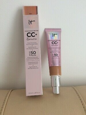 it YOUR SKIN BUT BETTER CC+ cream illumination SPF 50 Rich 32ml