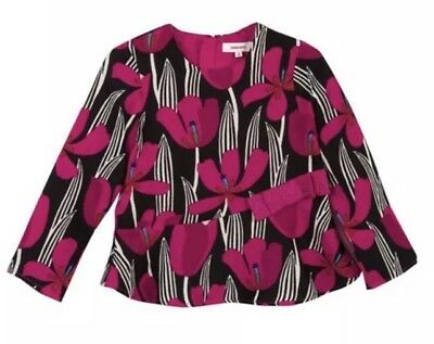 Catimini Girls Pink Top, New With Tags, 5 Years