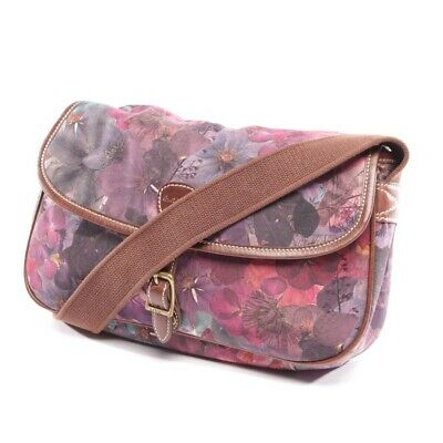 Uomo Only Paul Smith Borsa a Tracolla Multicolore Donna Borsa Borsa Floreale
