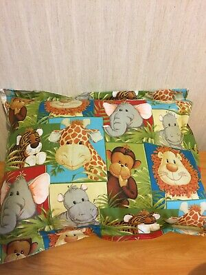 BABY PILLOW CASE 100% COTTON - 42 x 38 cms