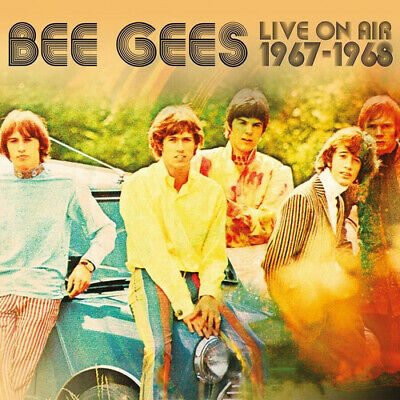 The Bee Gees : Live On Air: 1967-1968 CD Album Digipak (2019) ***NEW***