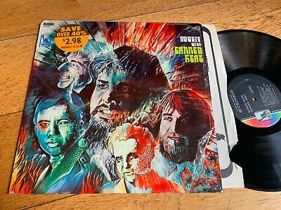LP USA 1968  Canned Heat ‎– Boogie With Canned Heat Etichetta: Liberty ‎– LST-75
