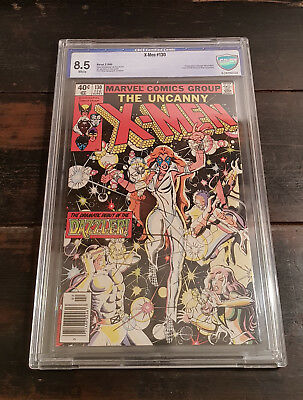 The Uncanny X-Men #130 - CBCS 8.5 1st Appearance of Dazzler - Newsstand Edition