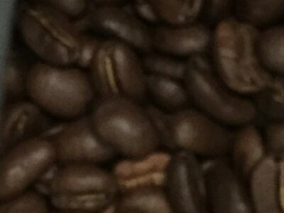 Roasted Coffee beans Mexican decaf Soprano Coffee