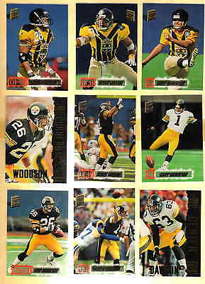 premium selection 1c826 f130b THROWBACK PITTSBURGH STEELERS #29 Barry Foster Vintage ...