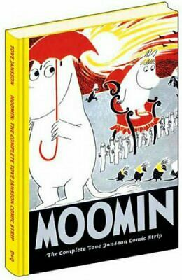 Moomin Book Four The complete Tove Jansson Comic Strip 9781897299784 | Brand New