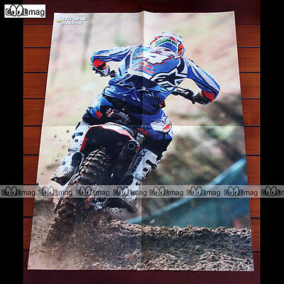 TYLA RATTRAY (2008) - Poster Pilote MOTO #PM224