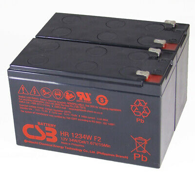 RBC124 Compatible Replacement UPS Battery Kit For APC UPS Batteries Only MDS124