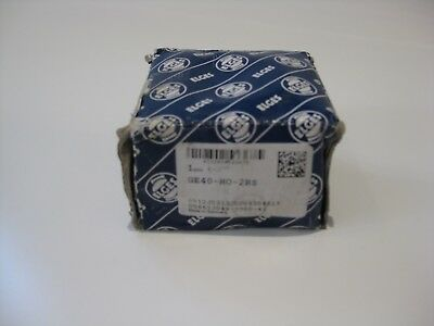 GE40 HO-2RS Spherical Plain Bearing,Sealed (ELGES)
