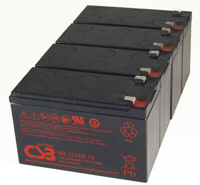 RBC133 Compatible Replacement UPS Battery Kit For APC UPS Batteries Only MDS133