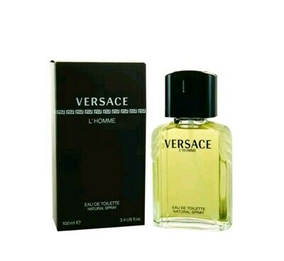 Versace Originale Natural 100 Pour Blue Ml Spray Homme Edt Dylan Nwn0m8yvOP