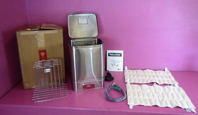 Chattanooga E-2 Hydrocollator Moist Heat Therapy Hot Pack System w/ 2 HotPac