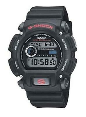 Casio DW9052-1V G-Shock Water Resistant Mens Digital Black Watch NEW